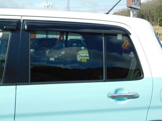 X 禁煙車 ディスチャージヘッドライト オートライト スマートキー 電動格納リモコンドアミラー ベンチシート 運転席シートヒーター メモリーナビ地デジ ブルートゥース 全方位モニター ドアバイザー ETC(47枚目)