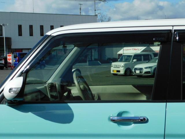 X 禁煙車 ディスチャージヘッドライト オートライト スマートキー 電動格納リモコンドアミラー ベンチシート 運転席シートヒーター メモリーナビ地デジ ブルートゥース 全方位モニター ドアバイザー ETC(49枚目)