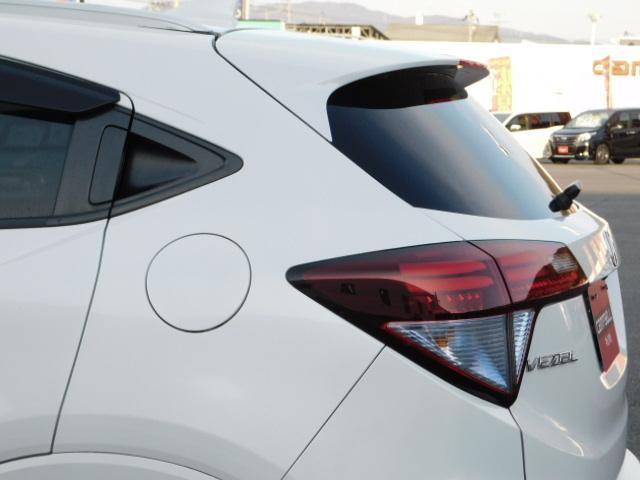 ハイブリッドZ 正規輸入車ディーラー下取 ワンオーナー 禁煙車 ルーフレール LEDライト スマートキー ハーフレザーシート インターナビ 地デジ バックモニター クルーズコントロール ドライブレコーダー ETC(44枚目)