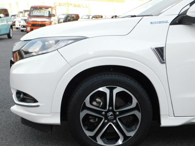ハイブリッドZ 正規輸入車ディーラー下取 ワンオーナー 禁煙車 ルーフレール LEDライト スマートキー ハーフレザーシート インターナビ 地デジ バックモニター クルーズコントロール ドライブレコーダー ETC(52枚目)