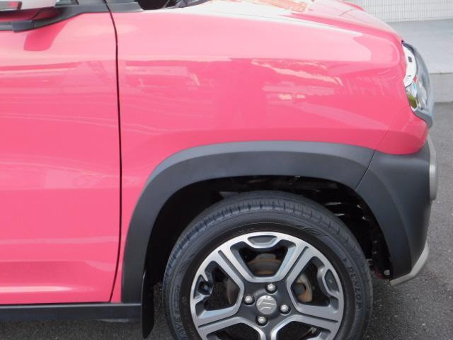 X 禁煙車 アイドリングストップ ブレーキサポート ディスチャージヘッドライト オートライト スマートキー ベンチシート 運転席助手席シートヒーター SDナビ ワンセグTV 電動格納リモコンドアミラー(28枚目)