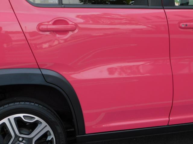 X 禁煙車 アイドリングストップ ブレーキサポート ディスチャージヘッドライト オートライト スマートキー ベンチシート 運転席助手席シートヒーター SDナビ ワンセグTV 電動格納リモコンドアミラー(34枚目)