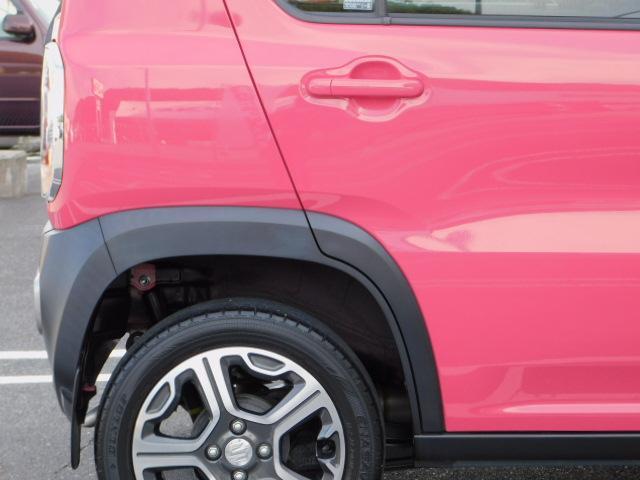 X 禁煙車 アイドリングストップ ブレーキサポート ディスチャージヘッドライト オートライト スマートキー ベンチシート 運転席助手席シートヒーター SDナビ ワンセグTV 電動格納リモコンドアミラー(36枚目)