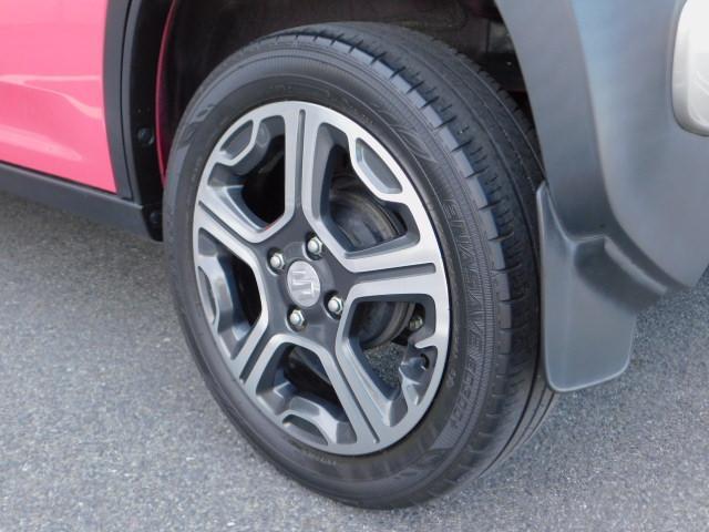 X 禁煙車 アイドリングストップ ブレーキサポート ディスチャージヘッドライト オートライト スマートキー ベンチシート 運転席助手席シートヒーター SDナビ ワンセグTV 電動格納リモコンドアミラー(46枚目)