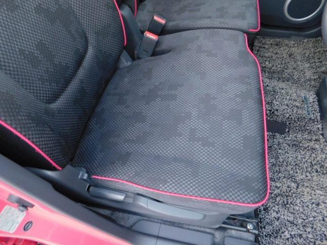 X 禁煙車 アイドリングストップ ブレーキサポート ディスチャージヘッドライト オートライト スマートキー ベンチシート 運転席助手席シートヒーター SDナビ ワンセグTV 電動格納リモコンドアミラー(59枚目)