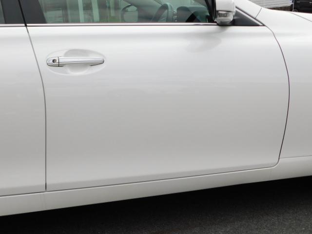 250G 輸入車ディーラー下取 ワンオーナー 禁煙車 ディスチャージヘッドライト スマートキー 純正SDナビ 地デジ TVキャンセラー DVD ミュージックサーバー ブルートゥース バックモニター ETC(32枚目)