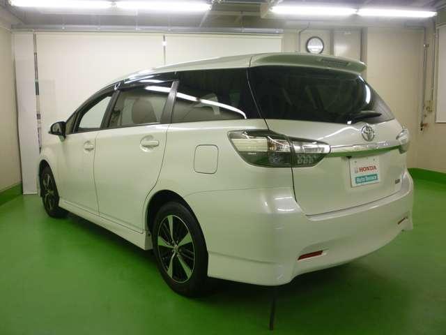 トヨタ ウィッシュ 1.8 S ナビNSZT-W62G/フルセグTV/ETC