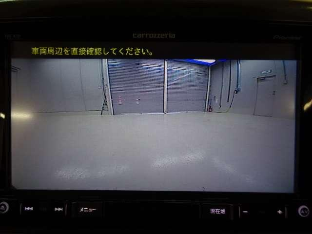 X 社外ナビ バックカメラ(6枚目)