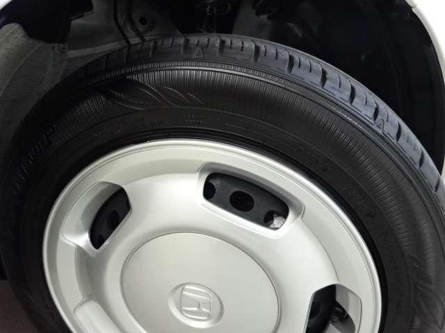 Gホンダセンシング 当社デモカー ナビ DVD再生 ベンチシート 衝突被害軽減システム ABS クルコン スマートキー キーフリー アイドリングストップ 盗難防止 オートエアコン コーナーセンサー フルセグTV WエアB(11枚目)