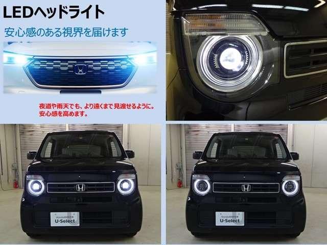 L・ターボホンダセンシング 当社デモカー ナビ リヤカメラ LED ETC キーレス シートヒーター バックモニター LED 禁煙車(12枚目)