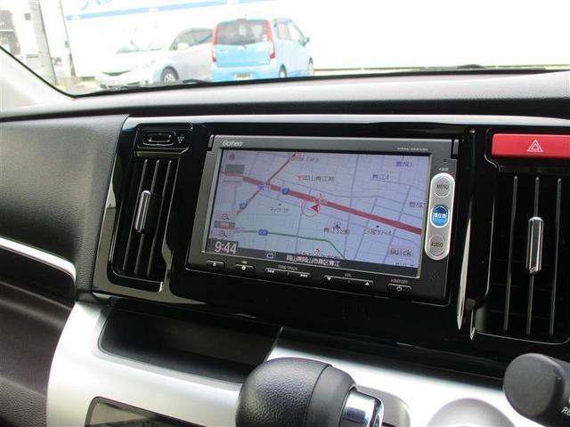 G・Aパッケージ 4WD ワンセグ メモリーナビ DVD再生 バックカメラ 衝突被害軽減システム ETC HIDヘッドライト フルエアロ(11枚目)