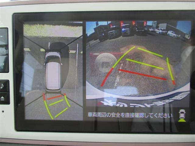 Gメイクアップ SAIII フルセグ メモリーナビ DVD再生 パノラマビューモニター 衝突被害軽減システム ETC 両側電動スライド LEDヘッドランプ ワンオーナー(16枚目)