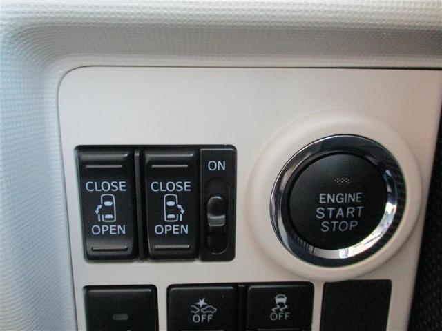 Gメイクアップ SAIII フルセグ メモリーナビ DVD再生 パノラマビューモニター 衝突被害軽減システム ETC 両側電動スライド LEDヘッドランプ ワンオーナー(18枚目)