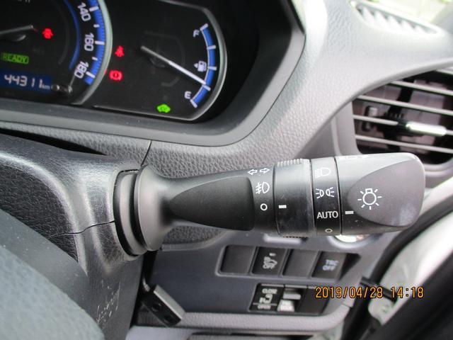 オートライトです☆自動でライトが点灯するので夜間の付け忘れや消し忘れも防げます。