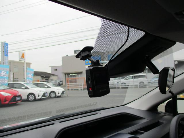 ドライブレコーダー付き☆万が一の際にあると安心です。