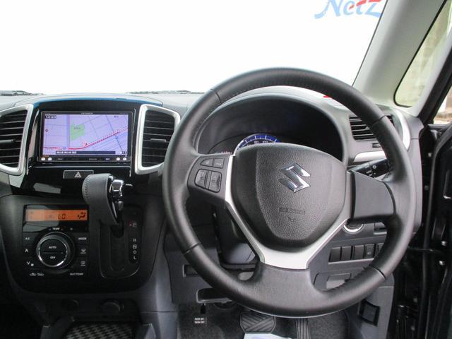 ブラック&ホワイトII フルセグナビ ETC HIDヘッドライト 片側電動スライドドア シートヒーター フルエアロ ワンオーナー(5枚目)
