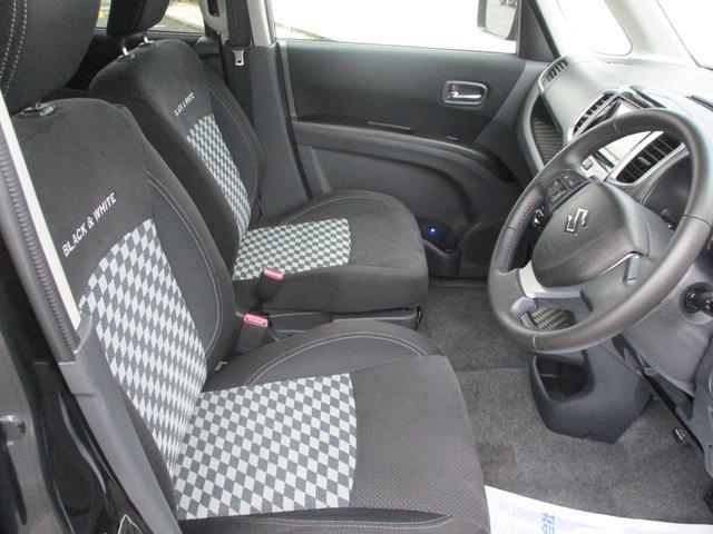 ブラック&ホワイトII フルセグナビ ETC HIDヘッドライト 片側電動スライドドア シートヒーター フルエアロ ワンオーナー(13枚目)