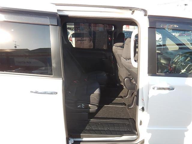 ZS 煌 フルセグ メモリーナビ DVD再生 後席モニター バックカメラ 衝突被害軽減システム ETC ドラレコ 両側電動スライド LEDヘッドランプ ウオークスルー 乗車定員7人 3列シート ワンオーナー(9枚目)