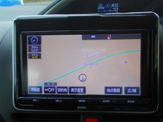 ZS 煌II フルセグ メモリーナビ DVD再生 後席モニター 衝突被害軽減システム ETC 両側電動スライド LEDヘッドランプ 乗車定員7人 アイドリングストップ(8枚目)