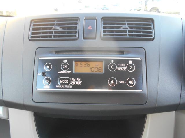 純正CDオーディオ 好きな音楽聴きながらドライブしてみませんか。