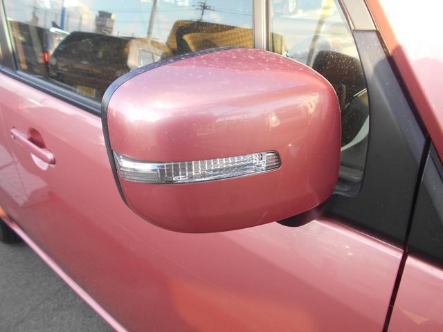 ウインカー付電動格納ミラー☆ミラーにウインカーがついていると対向車など相手にも見えやすく見栄えもいいです!