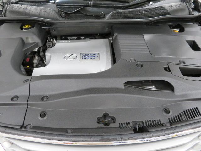 RX450h バージョンL(17枚目)