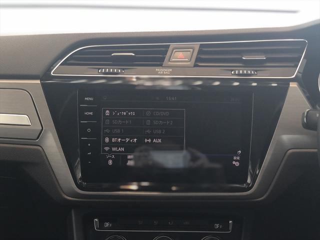 TDI コンフォートライン リアエンターテイメント 9.2インチナビゲーション LEDヘドライト バックカメラ アダプティブクルーズコントロール USBポート 衝突軽減ブレーキ オートエアコン アイドリングストップ ワンオーナー(10枚目)