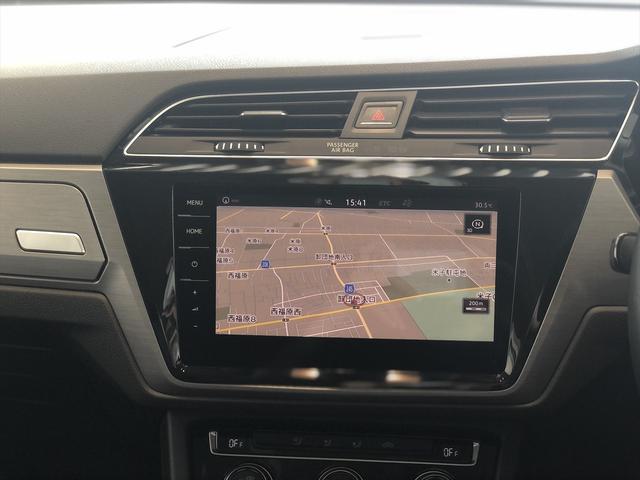 TDI コンフォートライン リアエンターテイメント 9.2インチナビゲーション LEDヘドライト バックカメラ アダプティブクルーズコントロール USBポート 衝突軽減ブレーキ オートエアコン アイドリングストップ ワンオーナー(12枚目)