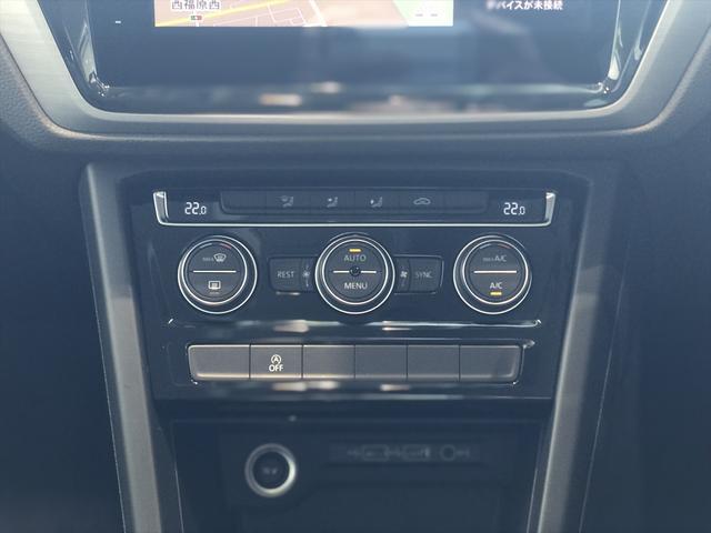 TDI コンフォートライン リアエンターテイメント 9.2インチナビゲーション LEDヘドライト バックカメラ アダプティブクルーズコントロール USBポート 衝突軽減ブレーキ オートエアコン アイドリングストップ ワンオーナー(13枚目)