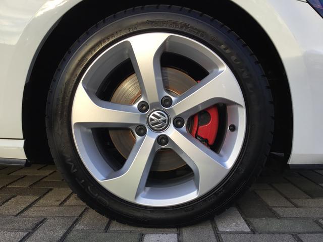 フォルクスワーゲン VW ゴルフGTI 認定中古車 純正ナビ 後方死角検知機能付 新車保証継承