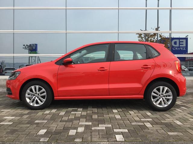 フォルクスワーゲン VW ポロ プレミアムエディションナビPKG 認定中古車 限定車 保証付