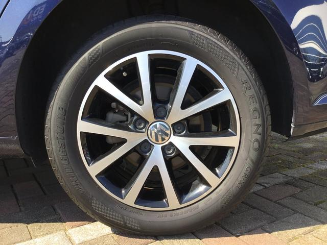 フォルクスワーゲン VW ゴルフトゥーラン TSI ハイライン 認定中古車 Bカメラ Pセンサー 保証付