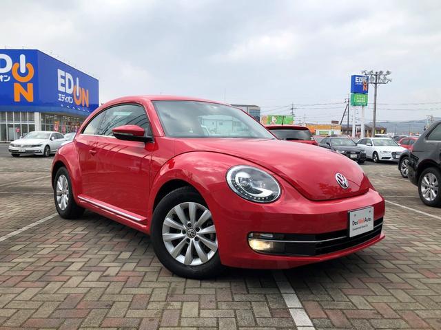 「フォルクスワーゲン」「VW ザビートル」「クーペ」「岡山県」の中古車4