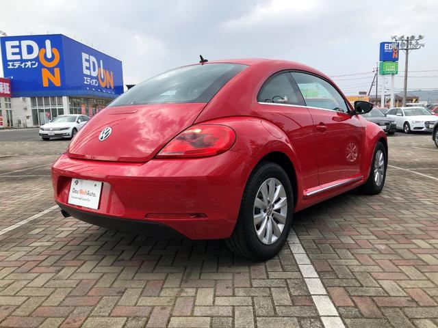 「フォルクスワーゲン」「VW ザビートル」「クーペ」「岡山県」の中古車9