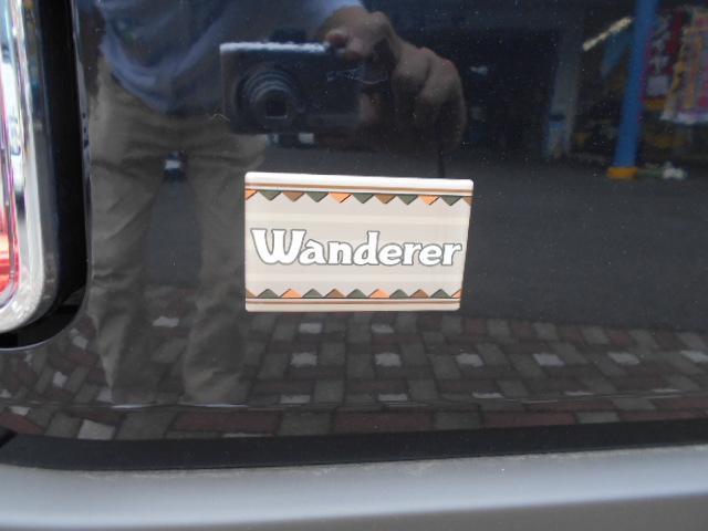 Wandererエンブレムです