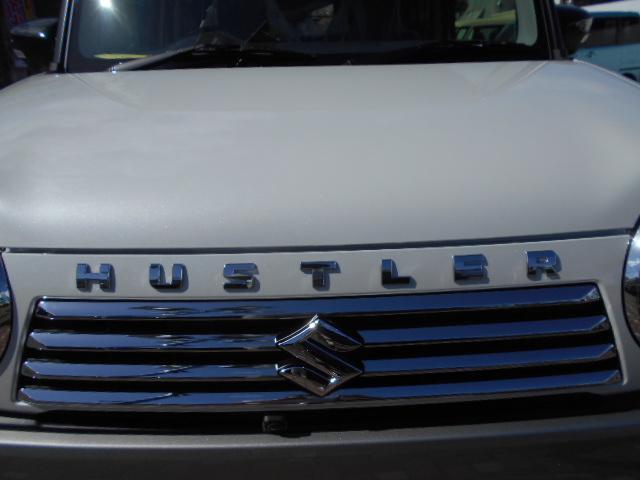「スズキ」「ハスラー」「コンパクトカー」「岡山県」の中古車21