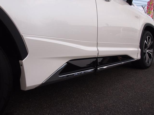 RX450h バージョンL モデリスタエアロ SR 禁煙車(15枚目)