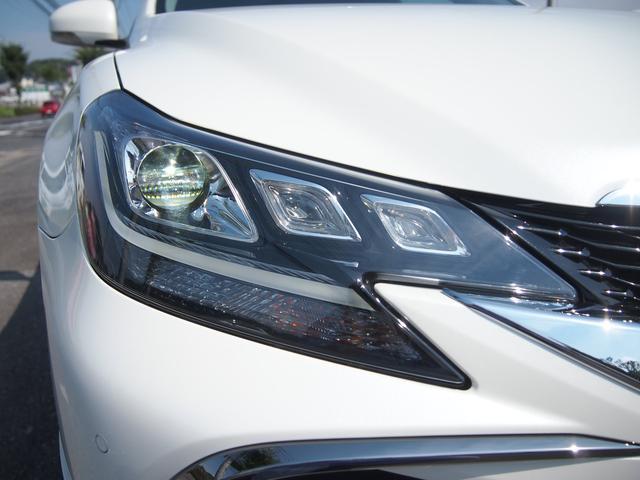 250RDS モデリスタエアロ SR アドバンレーシング20アルミ RSR車高調 トヨタセーフティセンス サイドモール コーナーセンサー LEDライト・デイライト・フォグ SDナビ 赤革ハーフレザーシート 禁煙車(8枚目)