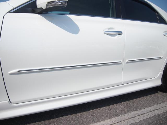 250RDS モデリスタエアロ SR アドバンレーシング20アルミ RSR車高調 トヨタセーフティセンス サイドモール コーナーセンサー LEDライト・デイライト・フォグ SDナビ 赤革ハーフレザーシート 禁煙車(16枚目)