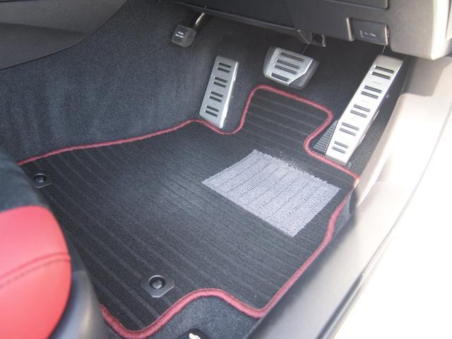 250RDS モデリスタエアロ SR アドバンレーシング20アルミ RSR車高調 トヨタセーフティセンス サイドモール コーナーセンサー LEDライト・デイライト・フォグ SDナビ 赤革ハーフレザーシート 禁煙車(61枚目)