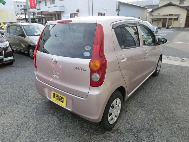 「ダイハツ」「ミラ」「軽自動車」「岡山県」の中古車8