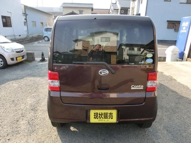 「ダイハツ」「ムーヴコンテ」「コンパクトカー」「岡山県」の中古車10