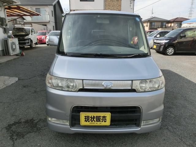 「ダイハツ」「タント」「コンパクトカー」「岡山県」の中古車2
