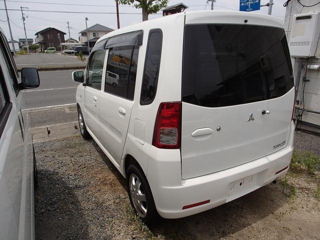 三菱 トッポBJ S 記録簿 タイミングベルト交換済み 支払総額で車検2年付