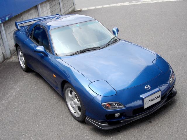 「マツダ」「RX-7」「クーペ」「岡山県」の中古車25