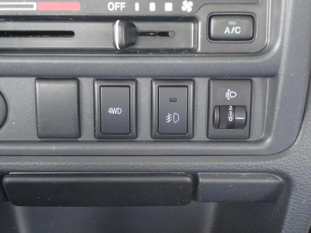 KX キーレス フォグランプ メッキグリル 4WD オートマ(17枚目)