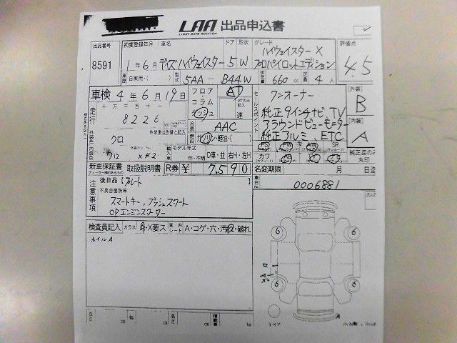 「日産」「デイズ」「コンパクトカー」「岡山県」の中古車23