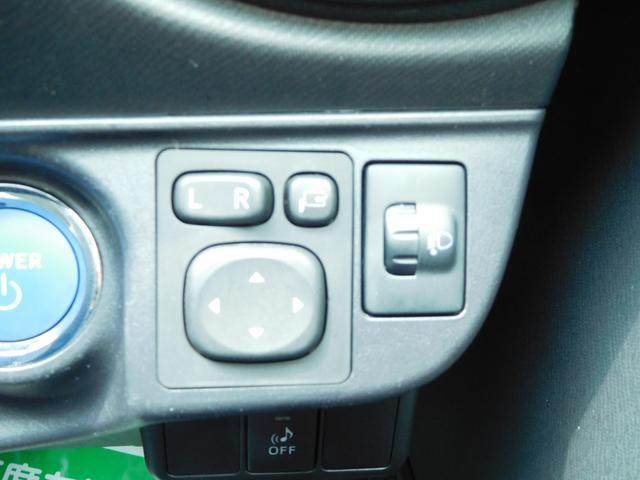 トヨタ アクア S 外品メモリーナビ ETC プッシュスタート