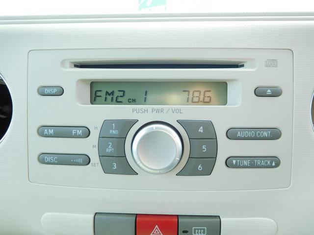 ダイハツ ミラココア ココアプラスX 純正CD オートエアコン ルーフレール