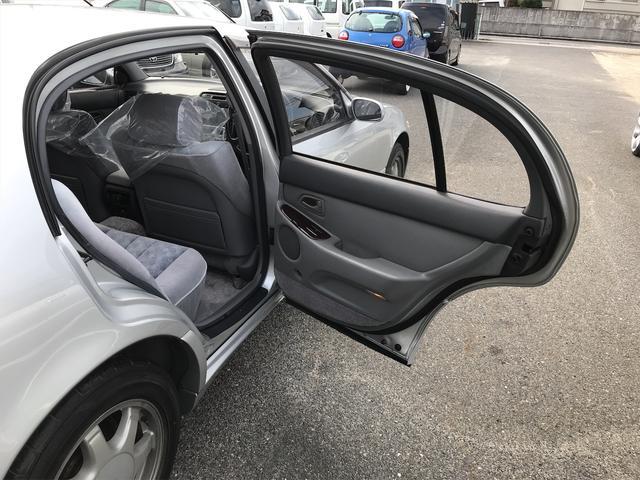 3.0Q AT CDオーディオ パワーシート オートライト 純AW Rスポ ワンオーナー 禁煙車 エアコン パワステ グー鑑定車(23枚目)